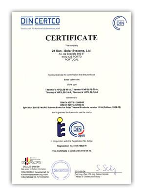 Certificado 001