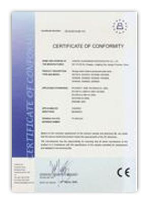 Certificado 007