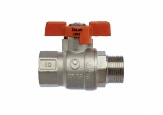 Image: Ball valves (T-handle)
