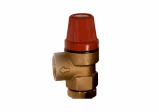 Image: Safety relief valves