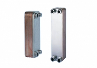 Image: Heat exchangers